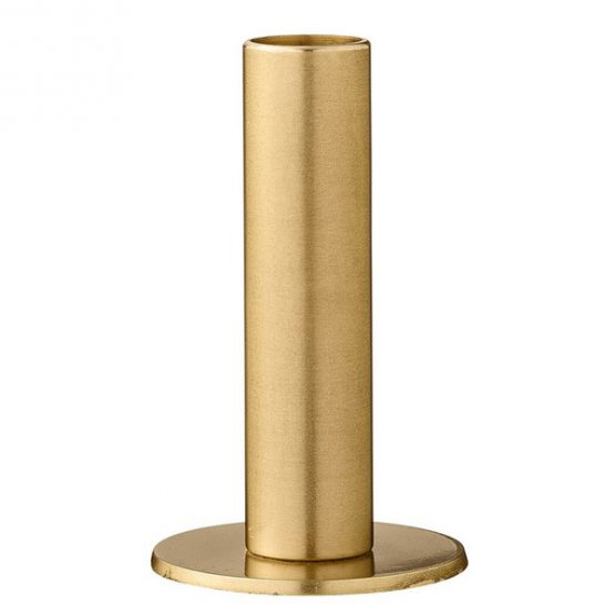 Franklin Modern Gold Taper Holder