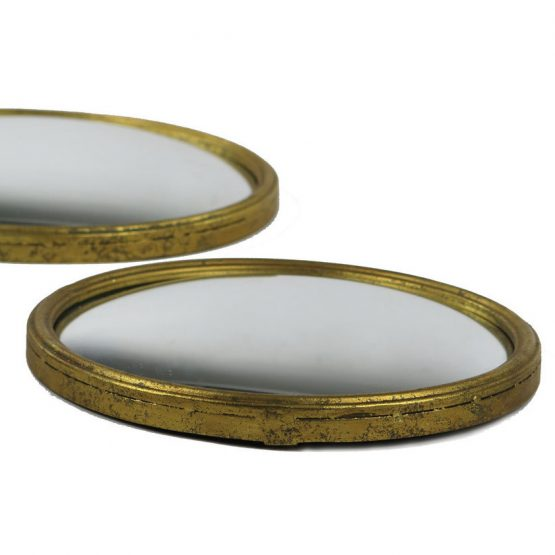 Brass port mirror