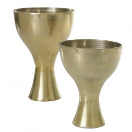 Brass Metal Compote