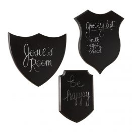 Chalkboard Trophy Mount Boards