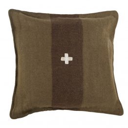 Green Swiss Army Pillow