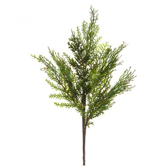 Faux Cedar Juniper Pine Spray