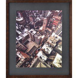 Arial City View Art