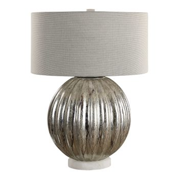 Oversized Mercury Ball Lamp