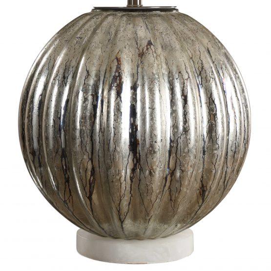 Oversized Mercury Ball Lamp