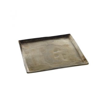 Square Metal Tray
