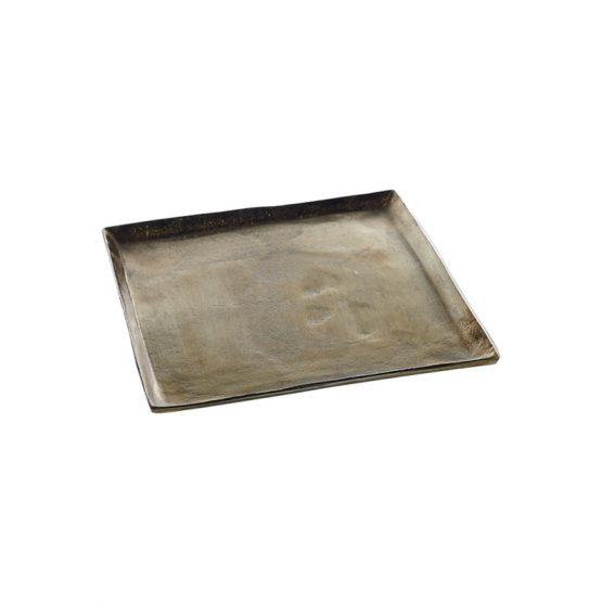 Square Metal Tray