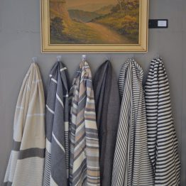 Turkish Striped Throws
