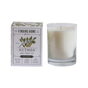 Finding Home Farms Nutmeg Candle