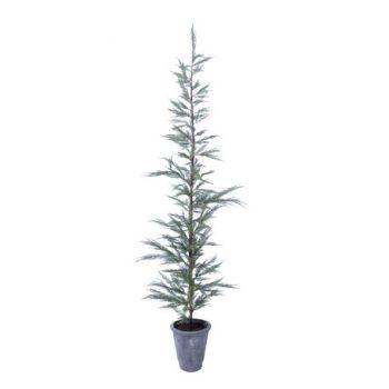 Potted 7-Foot Cedar Tree Faux