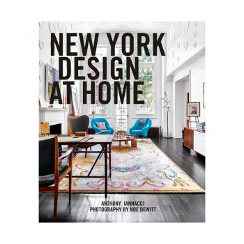 new york design at home book
