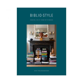 bibliostyle how we live at home with books