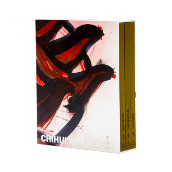 chihuly on paper 3 volume series